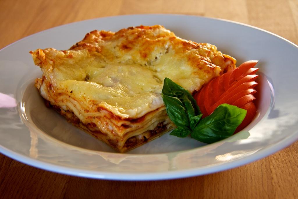 L'origine des Lasagnes