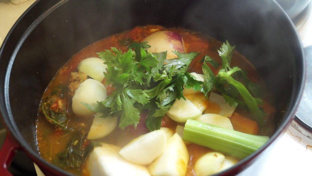 Légumes à couscous