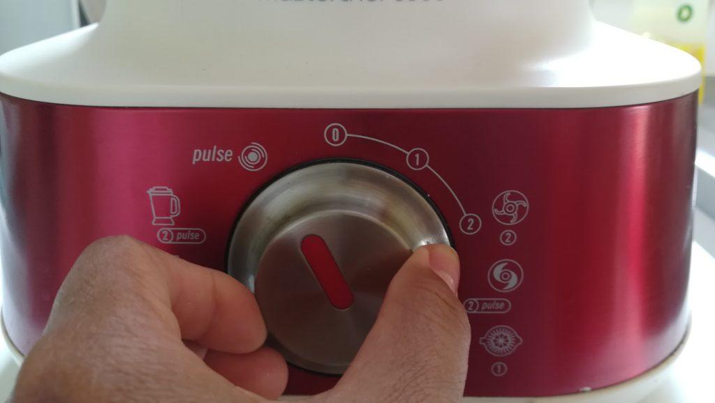 Fonction pulse du robot