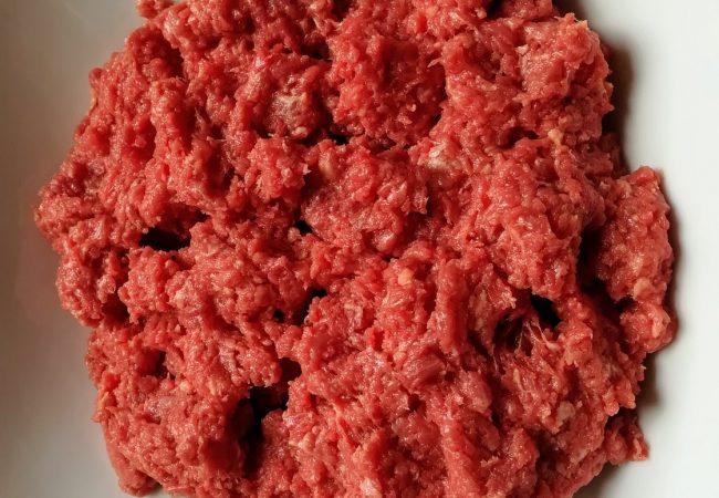 Comment faire sa viande hachée sois-même