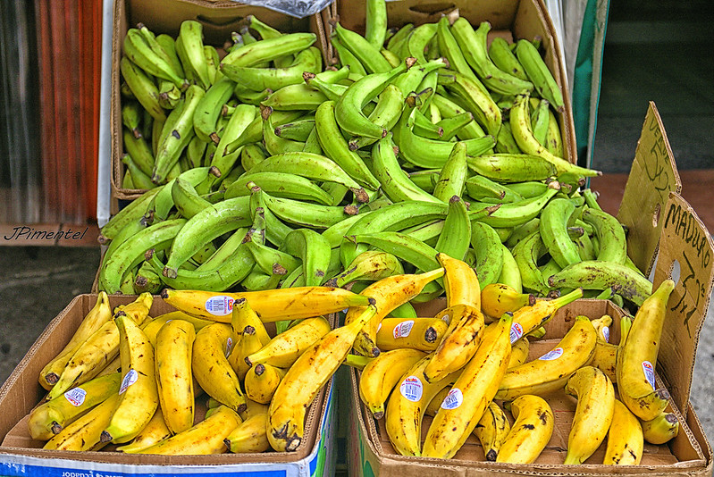 Banane farine ou poingo