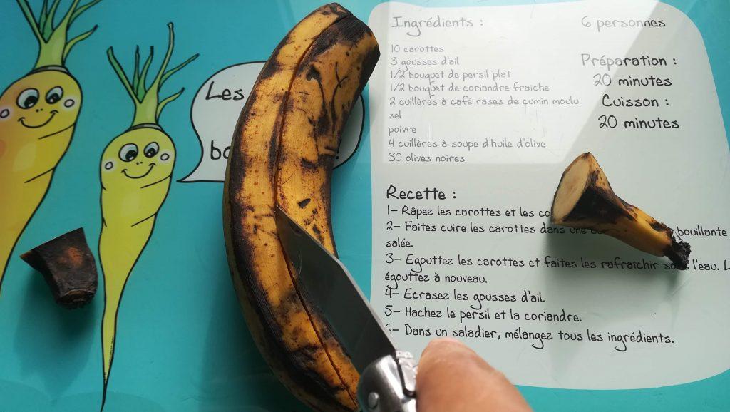 Banane jaune