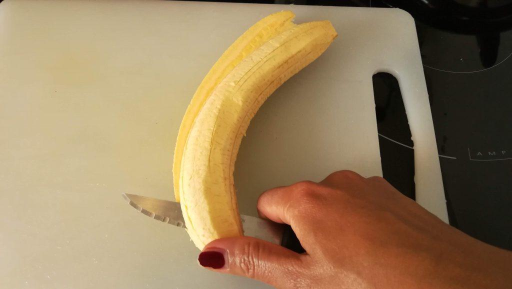 Préparer banane plantain