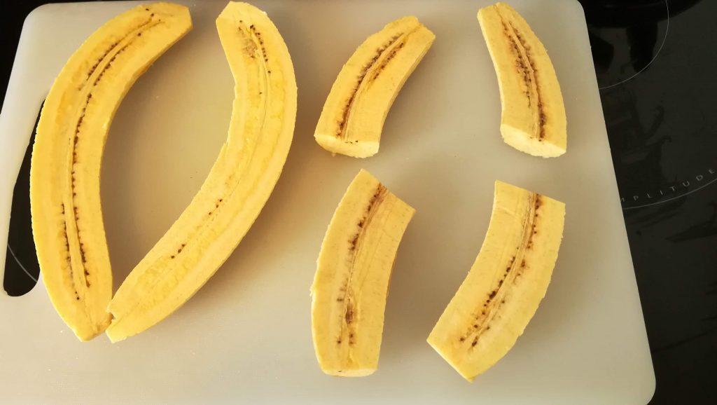 Banane jaune antillais