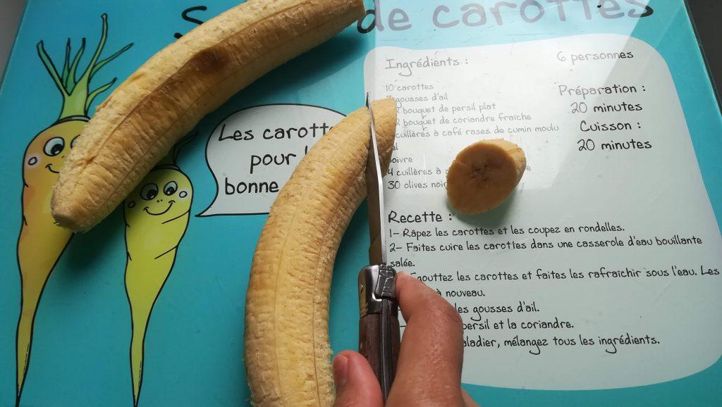 Cuire banane plantain