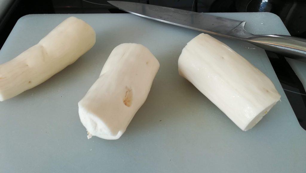 Cuisiner et préparer le manioc