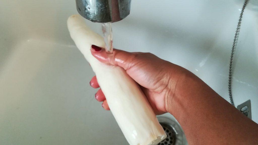 Recette de manioc