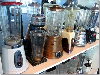 Robots de cuisine, blender