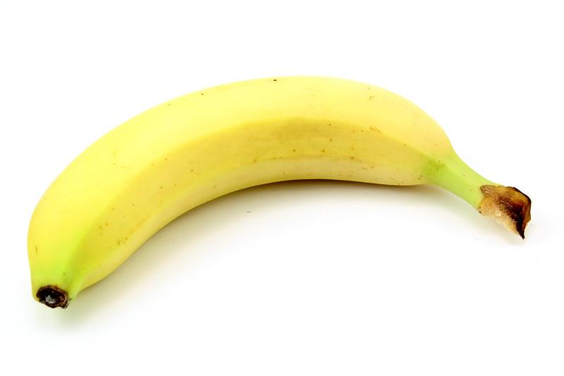 La banane est un fruit exotique