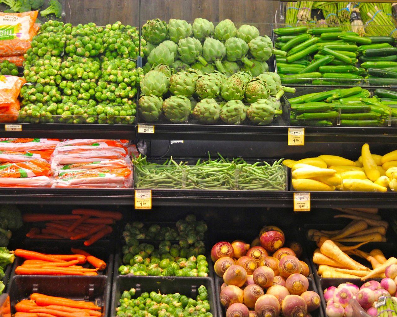 Les bienfaits des fruits et légumes de saison