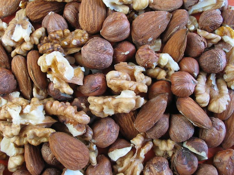 Les noix sont de saison en automne