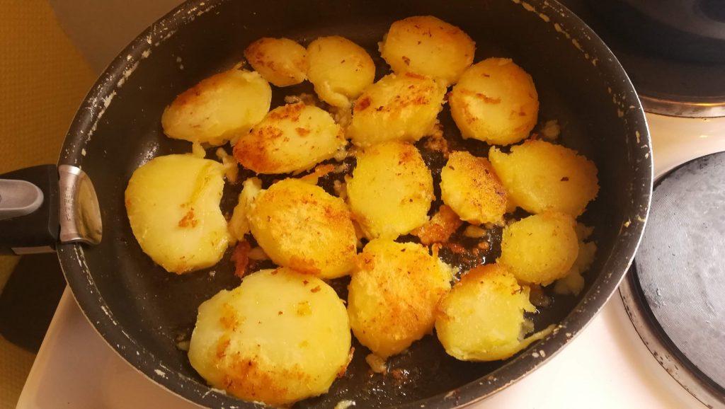 Pommes de terre rissolées