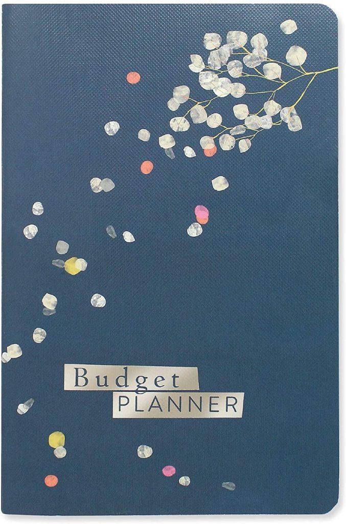 Budget planner sur Amazon