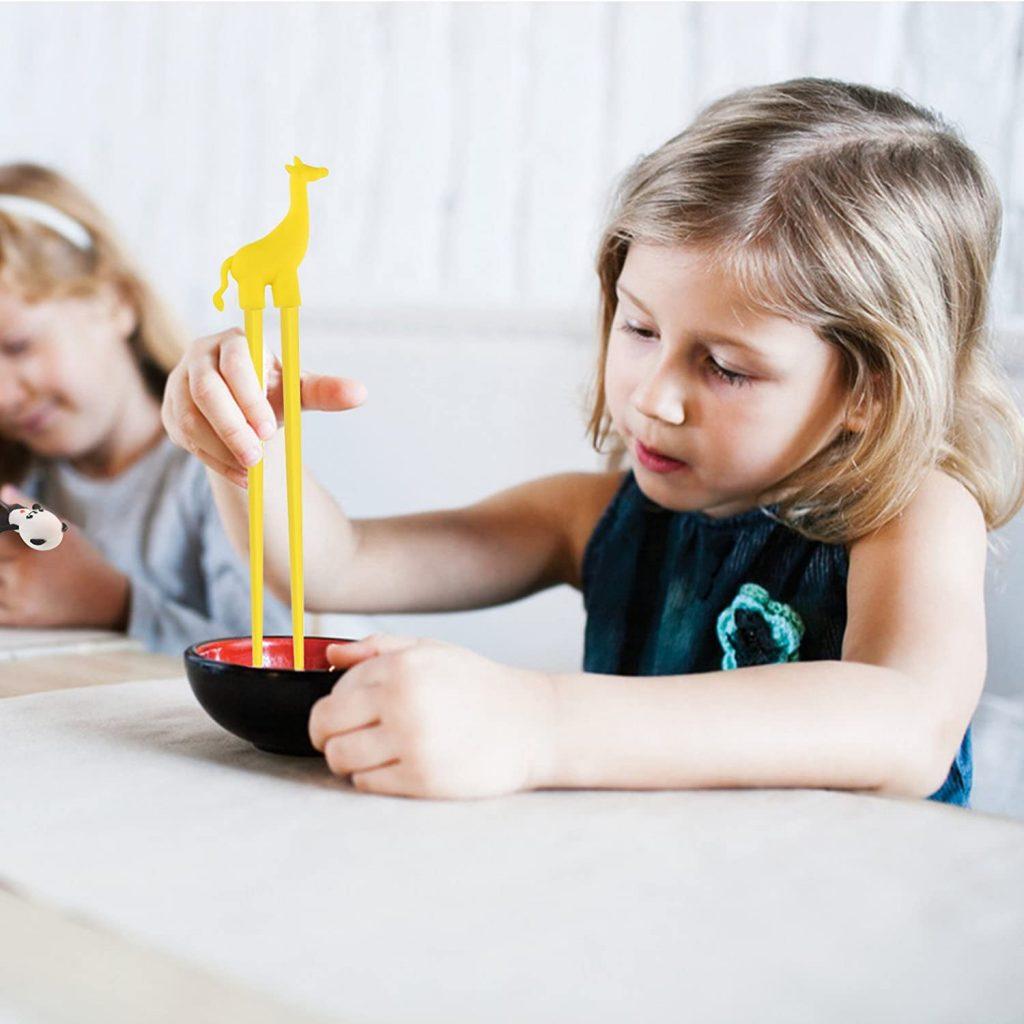 Baguettes chinoises pour enfants