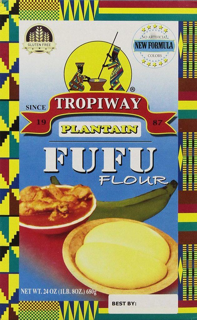 Banane plantain farine