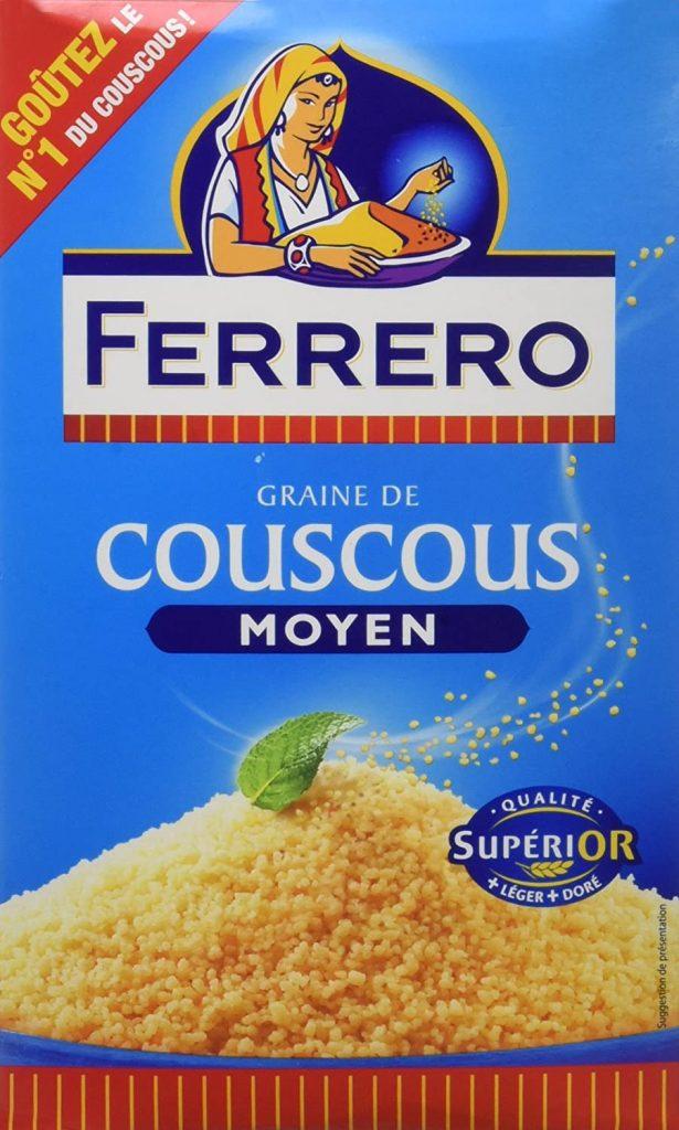 Couscous moyen Ferrero