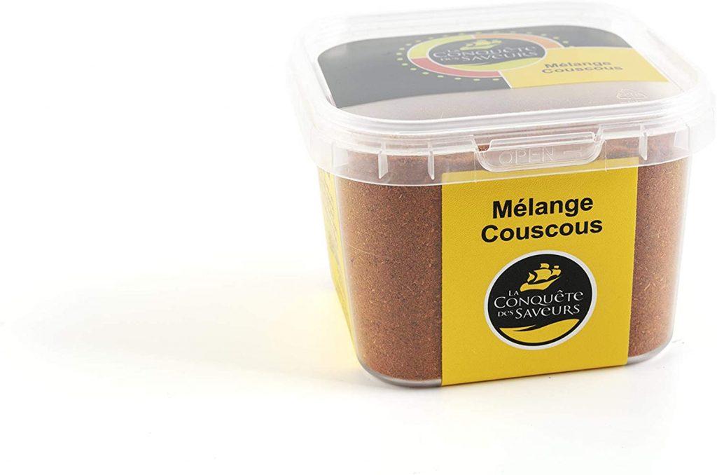 Mélange d'épices pour couscous
