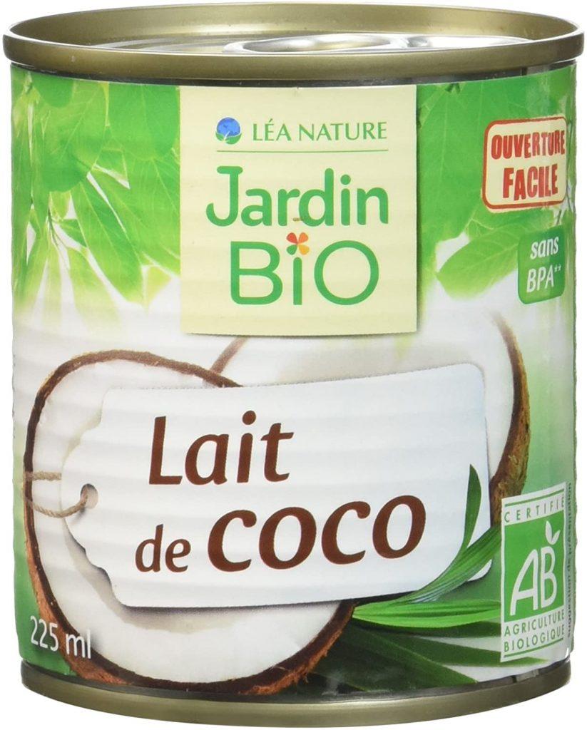 lait coco